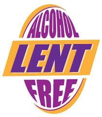 lent alcohol free