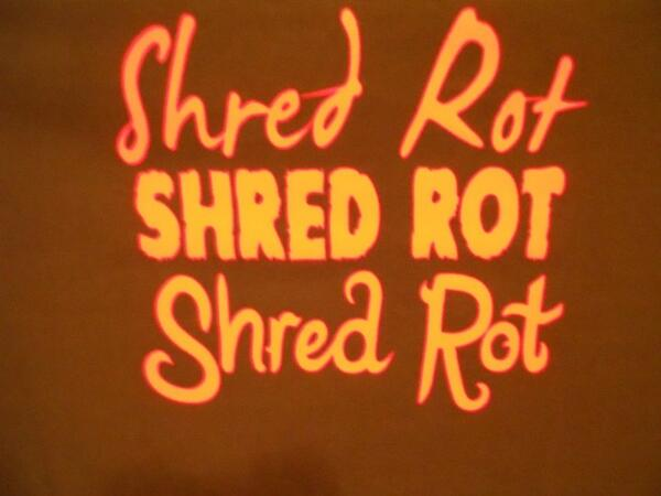 shred rot2
