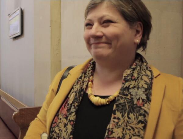 emily thornberry video still