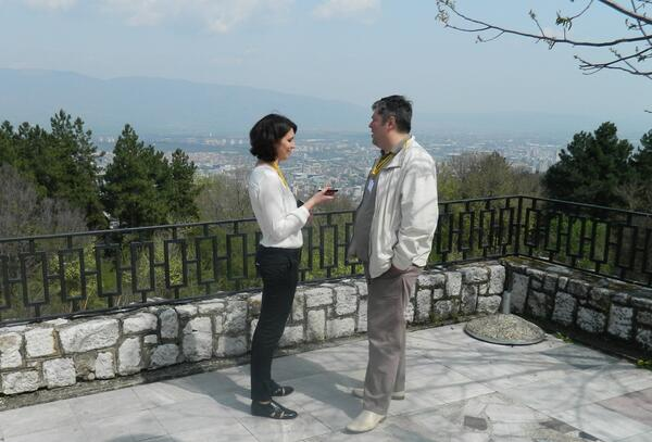 Interview w Milan in Skopje MOSHA