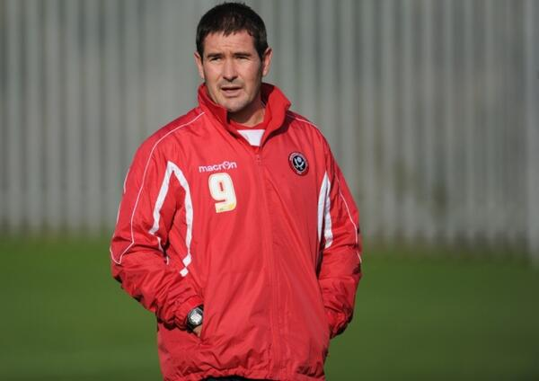 Nigel Clough New
