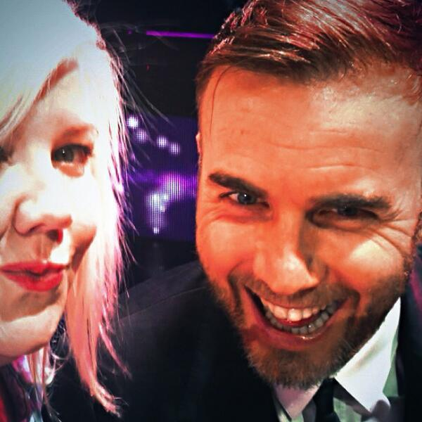 Hayley with Barlow