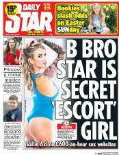 Daily Star 15 4 2014