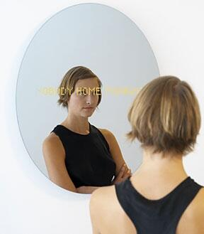 sms text mirror2