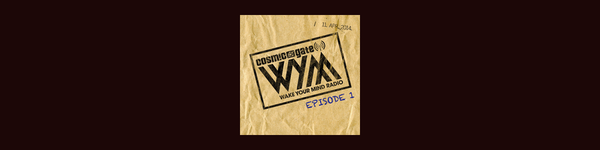 Cosmic Gate: WYM Radio