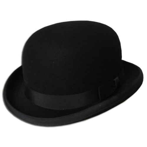 guards bowler-hat-black