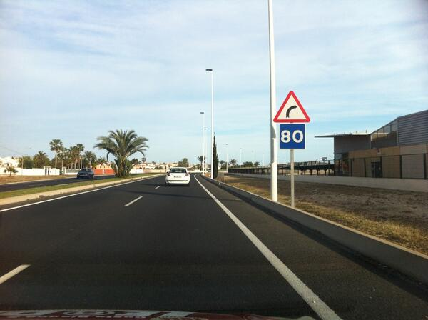 TORREVIEJA CRASH LEAVES BIKER IN SERIOUS CONDITION