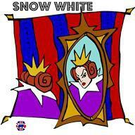Snow White with logo