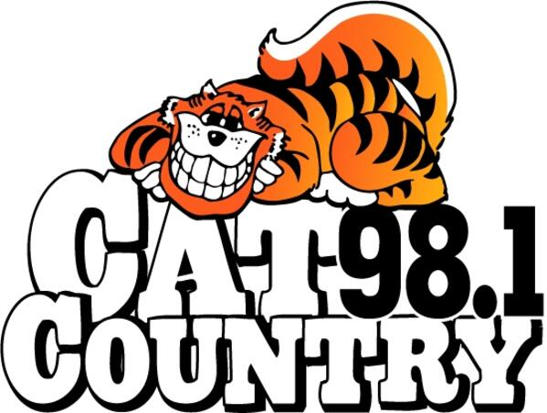 WCTK - Cat Country 981 logo