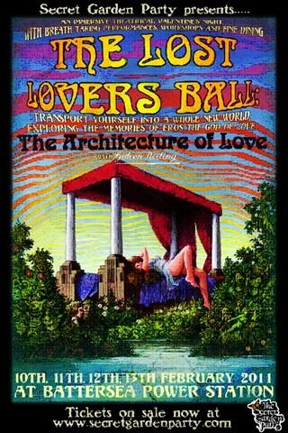Secret Garden Party Lost Lovers Ball
