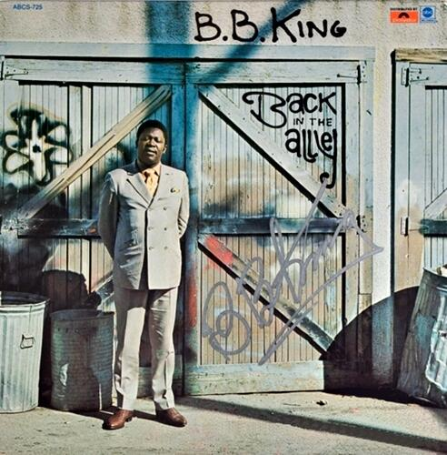 The letter (rerecorded) bb king