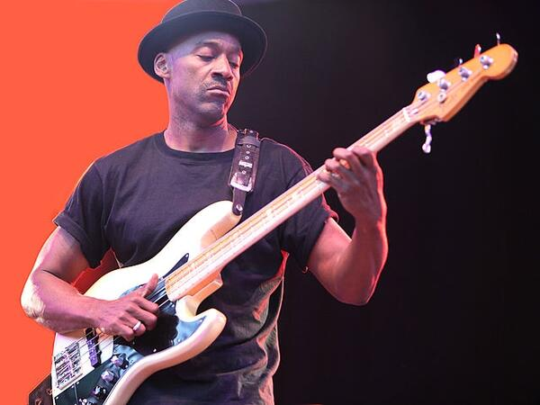 Marcus Miller at Stockholm Jazz Fest 2009