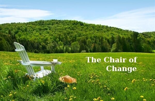 chair in field 2 with text
