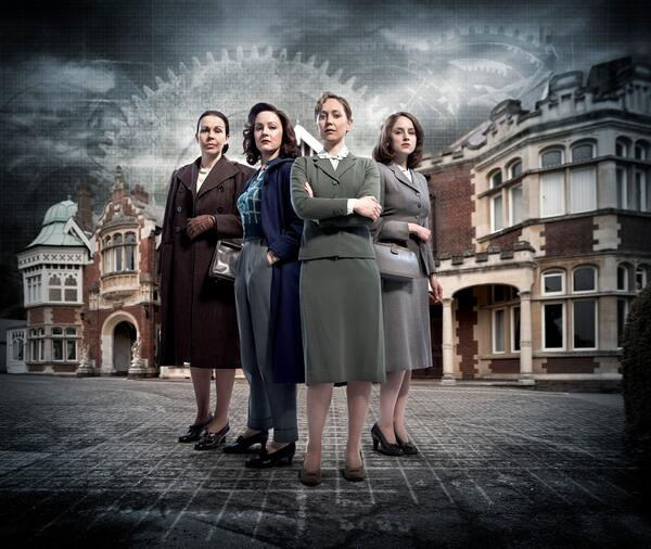 THE BLETCHLEY CIRCLE EP3