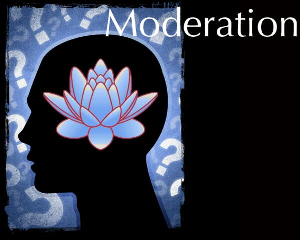 moderation