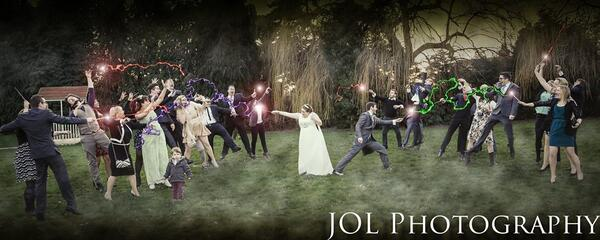 SHORPSHIRE HARRY POTTER WEDDING 1