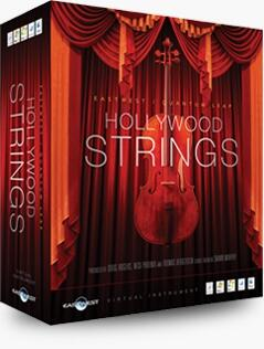 product page box Hollywood-Strings