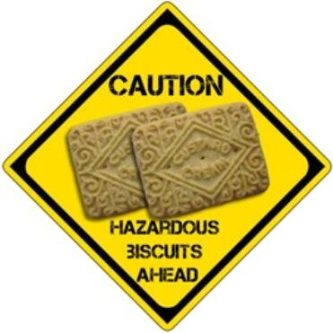 biscuit hazard