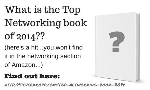 Top Networking Book 2014