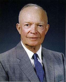 Dwight D. Eisenhower official photo portrait May 29 1959