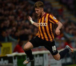 Billy Clarke Bradford City