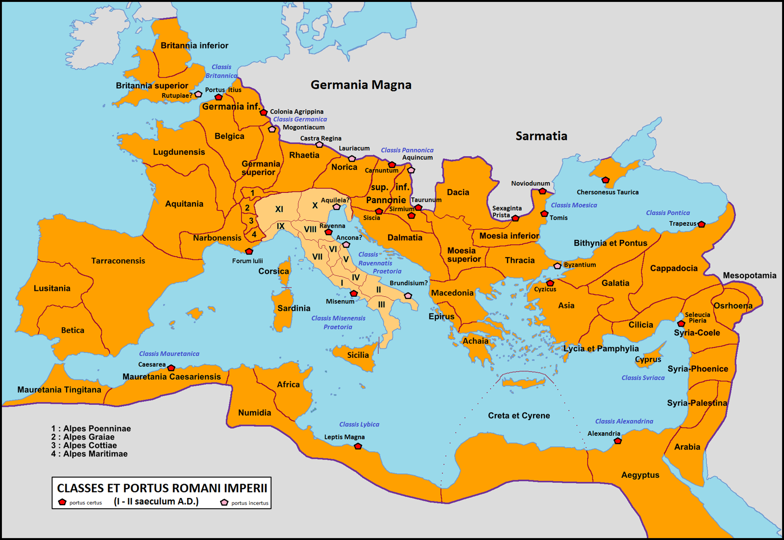 a comparison between ancient rome and early modern europe The classical world: greece and rome stage 1 – desired results established goals (eg, standards) (b) identify the major effects of the development.