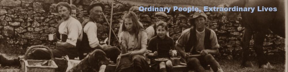 Ordinary People Extraordinary Lives