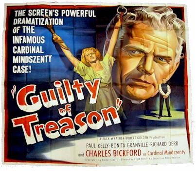 Guilty Treason 6sht