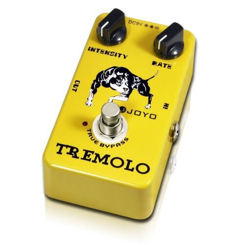 joyo tremolo jf-09 effects pedal