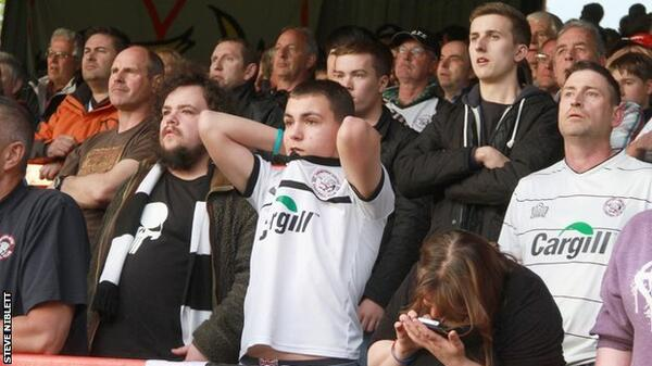 hereford fans