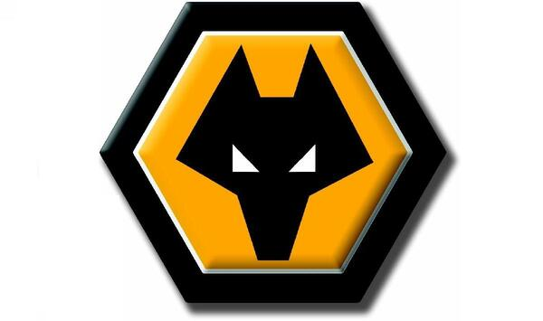 Wolves Logo letter box