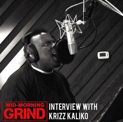 Krizz Kaliko Interview Audioboom