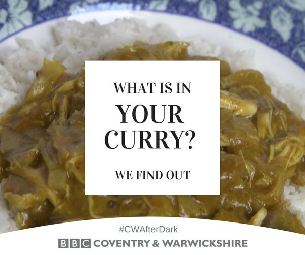 CURRY TESTING