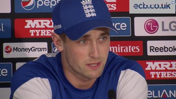 Woakes West Indies