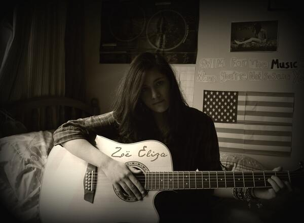 Zoe Eliza cover photo