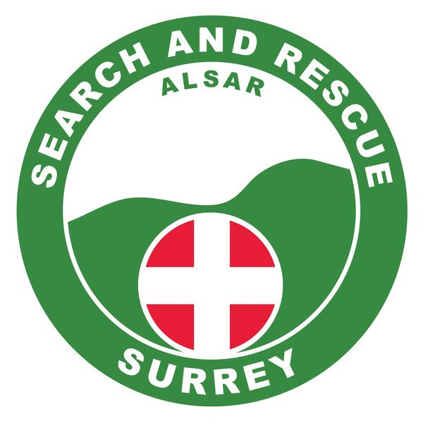 surrey search and rescue logo march 2015