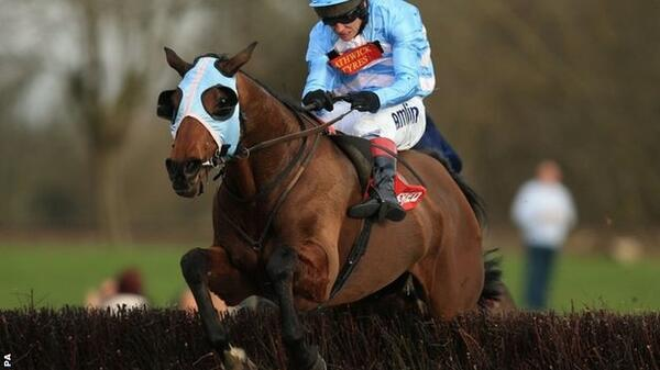 Midlands Grand National 2014 winner