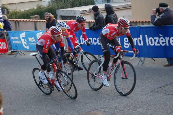 Tony Gallopin Besseges