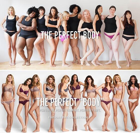 the medias impact on societys perception of the perfect body image