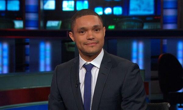 Who is Trevor Noah Meet the new host of The Daily Show