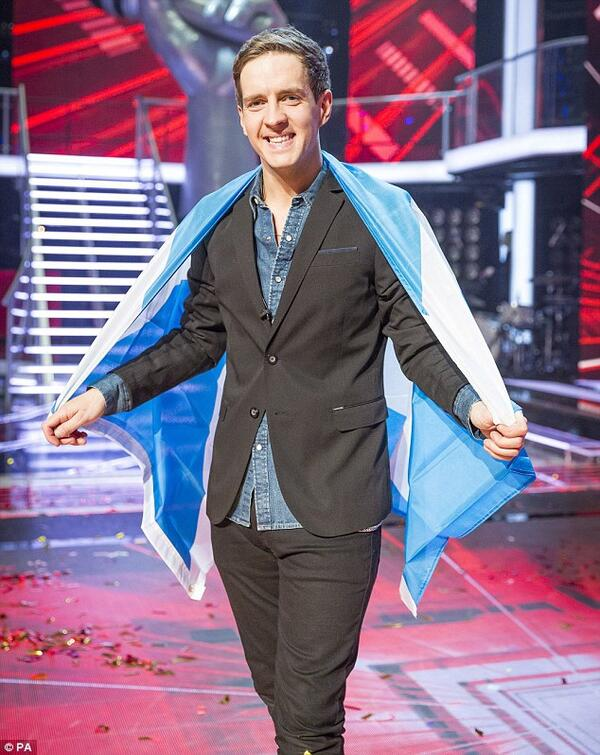 Stevie McCrorie Winner