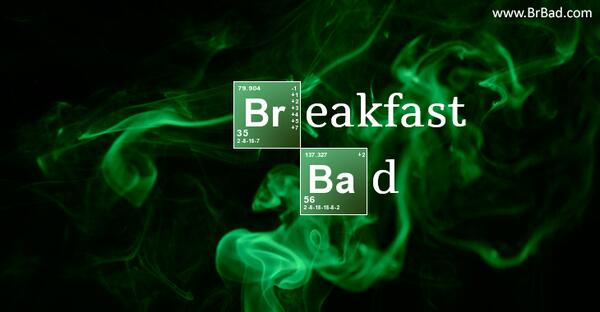 Breaking Bad - Breakfast Bad