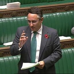 Martin Horwood MP Commons 9