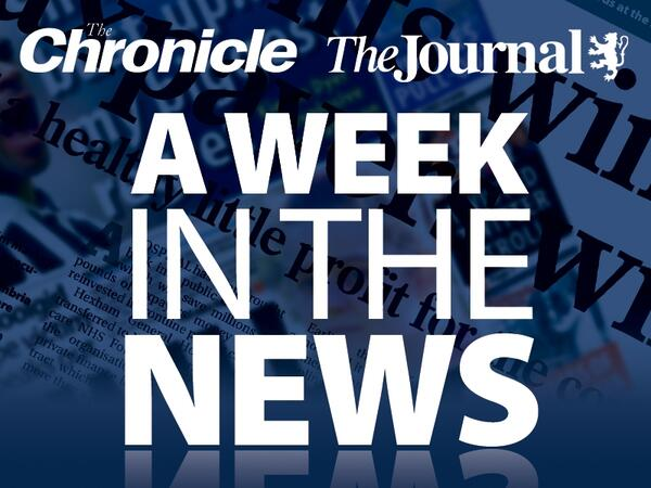 WEEK IN THE NEWS