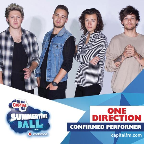 one direction confirmed