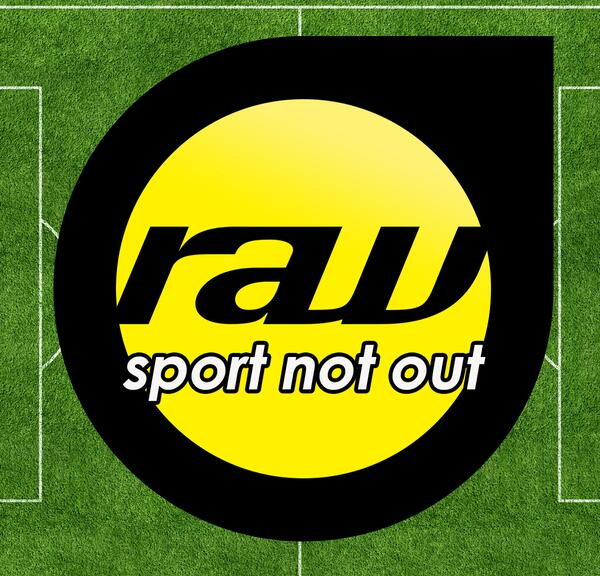RaW Sport Not Out Logo Bare