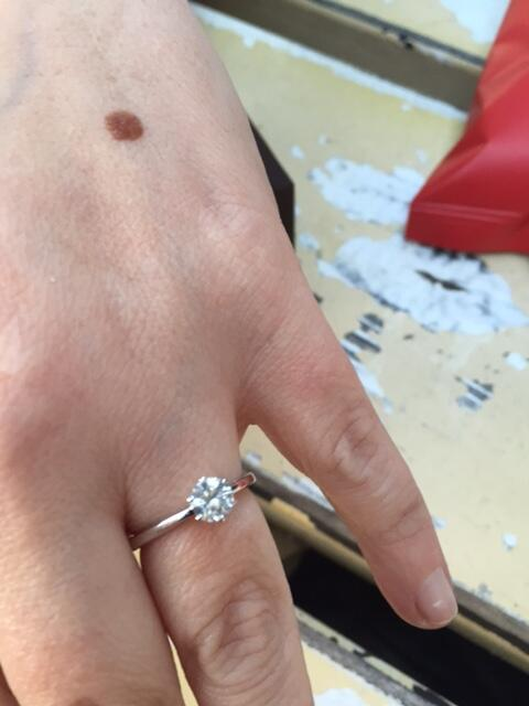 Claires Engagement Ring