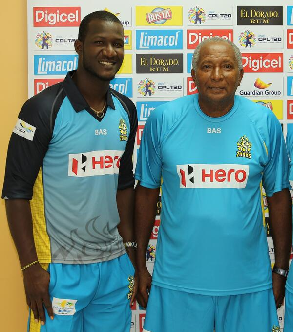 Andy Roberts and Darren Sammy 3