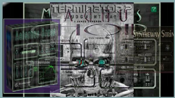 Terminator 2 Judgment Day Syntheway Strings Aeternus Brass Magnus Choir Percussion Kit VST Plugins Software