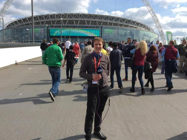 Wembley reporting
